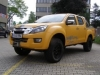 D-MAX yellow 2