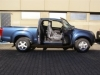 D-MAX SpaceCab in Farbe Nautilus Blue