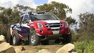 Dakar 2011 D-Max