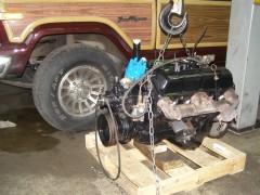 AMC V8 360 Komplettüberholung