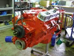 Buick 455 GS Stage 1 Komplettüberholung