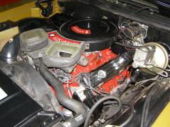 Buick 455 GS Stage 1 fertig eingebaut