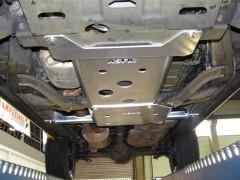 Unterfahrschutz Getriebe