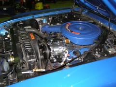 Mustang 1970 mit 351C Motor - komplett überholt
