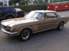 Mustang 1965 V8 - Originalzustand