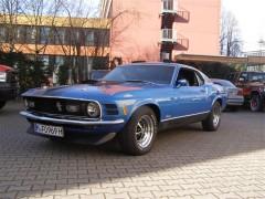 Mustang MACH 1 Motor/Getriebe/Fahrwerk und Elektrik überholt