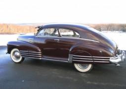 Chevrolet FleetmasterAerosedan 1948