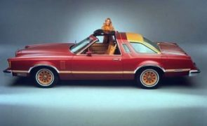 Ford Thunderbird 1974 T Top